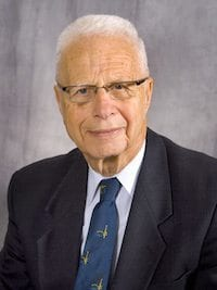 Professor of Surgery and Provost - Dr. Seymour Schwartz